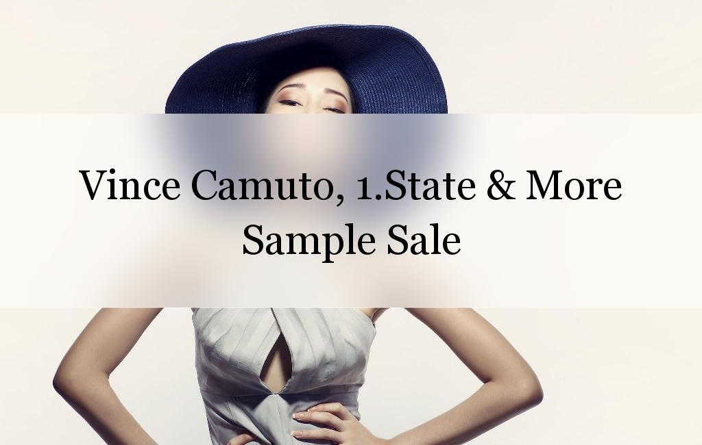 Vince Camuto, 1.State & More Sample Sale, New York, June 2017