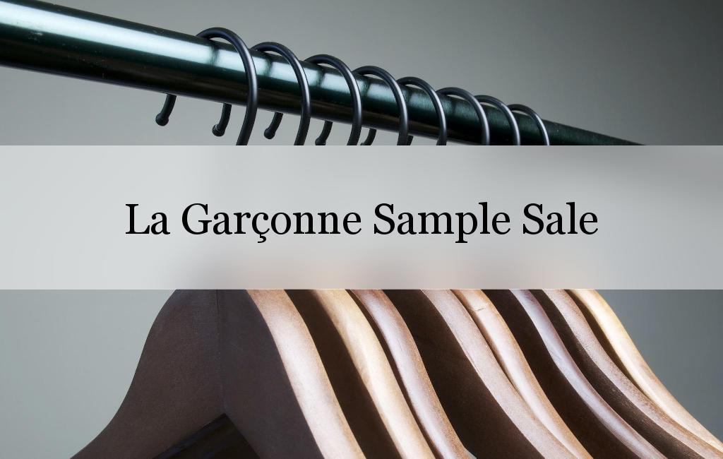 La Garçonne Sample Sale, New York, June 2017